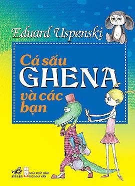 Cá sấu Ghena và cuộc hành trình tìm bạn