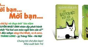 Món quà của nhà văn Nguyễn Nhật Ánh gửi tới bạn đọc
