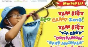 Ban tổ chức EcoCamp 2013 thông báo