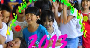 """Chuẩn bị khai mạc trại hè """"Vui cùng tiếng Việt – Warszawa 2013"""""""