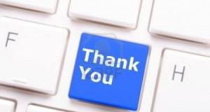 Lời cảm ơn…