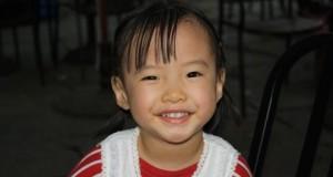 Bé Trần Thanh Hương