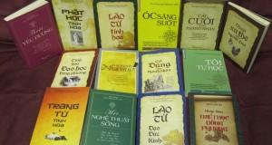 Giới thiệu tủ sách Thu Giang Nguyễn Duy Cần và vấn đề lập thân của thế hệ trẻ