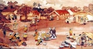 Lễ hội Tết dân tộc với võ cổ truyền Hà Nội