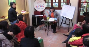 Buổi Chia sẻ về phương pháp dạy Viết cho trẻ