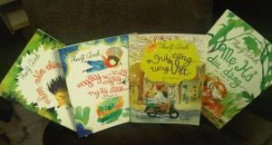 Quà tặng sách tháng 4 dành cho các bé!