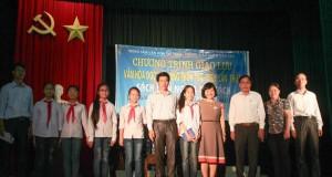 Chương trình giao lưu văn hóa đọc với nông thôn Thái Thụy lần thứ I