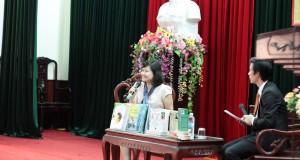 Chia sẻ của TSGD Nguyễn Thụy Anh tại huyện Tiền Hải, tỉnh Thái Bình