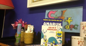 Anaruk, cậu bé ở Greenland
