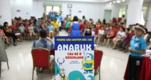 """Đọc sách """"Anaruk, cậu bé ở Greenland"""""""