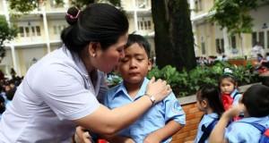 Giúp con vượt qua stress (Dành cho cha mẹ các bé mới vào lớp 1)