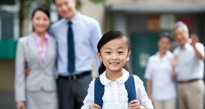 Giúp con những ngày đầu vào lớp 1