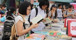 Hội Sách Hà Nội 2015 sẽ diễn ra trong 7 ngày