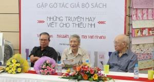 Những truyện hay viết cho thiếu nhi của Nguyễn Kiên