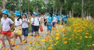 Eco Camp 2013 – Sống xanh ngày hè