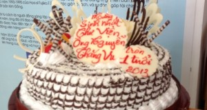 Kỷ niệm 1 năm thành lập thư viện Nguyễn Thắng Vu