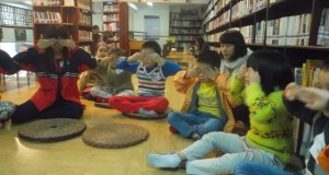 """Buổi đọc sách """"Chuyện con mèo dạy hải âu bay"""" – Thư viện Cà phê Đông Tây"""
