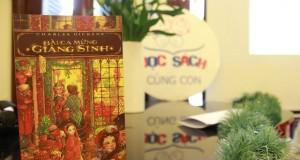 Buổi đọc sách cùng Santa nhân dịp Giáng sinh 2014