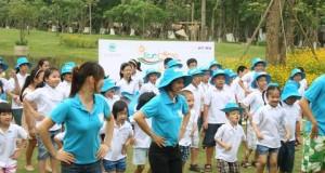 Khai mạc trại hè EcoCamp 2013