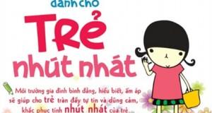 Phương pháp giáo dục dành cho trẻ nhút nhát