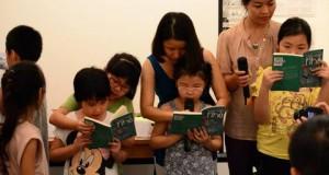 """Đọc sách cùng con – """"Thủy thần nhỏ – du hành vào một thế giới kỳ lạ"""""""