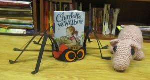 """Buổi đọc sách """"Charlotte và Wilbur"""" (E.B.White, Nhã Nam, 2014)"""