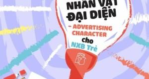 Cuộc thi sáng tạo nhân vật đại diện – Advertising character cho NXB Trẻ