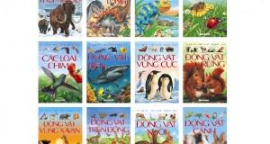 Tủ sách Thế giới động vật (12 tập)