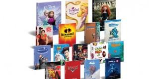 Những siêu phẩm hoạt hình Disney trên sách