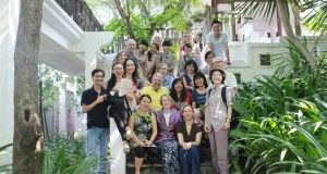 GAP Meeting 2015 in Hoian (Vietnam)