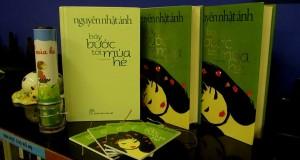"""Giới thiệu cuốn sách """"Bảy bước tới mùa hè"""" (Nguyễn Nhật Ánh, NXB Trẻ, 2015)"""