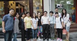 Gặp gỡ mùa thu với nhà văn Nguyễn Nhật Ánh