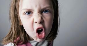 Quản lý cơn giận dữ ở trẻ