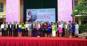 Lễ phát động cuộc thi Viết thư quốc tế UPU lần thứ 45