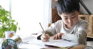 Xây dựng không gian học tập ở nhà cho con