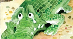 Nước mắt cá sấu