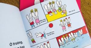 """Siêu Thỏ những """"bài học"""" vui vẻ"""