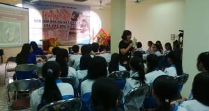 CLB Đọc sách cùng con giao lưu với các bạn nhỏ Ninh Bình