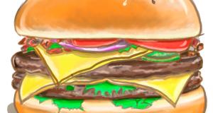 Chiếc Hamburger hoàn hảo