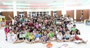 EcoCamp 2016 – Mừng tuổi lên 6 CLB Đọc sách cùng con