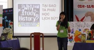 """EcoCamp 2016 – Hội nghị """"Lịch sử không buồn ngủ"""""""