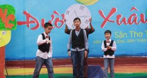 Sân thơ Thiếu nhi 2016 – Reo vang bình minh!