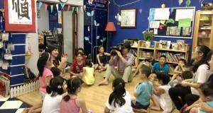 """Chủ nhiệm CLB đọc sách cùng con: """"Vì thế hệ bạn đọc mới"""""""
