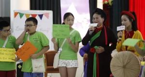 """EcoCamp 2016: Giao lưu quan họ """"Trăm nhớ ngàn thương"""""""