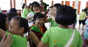 EcoCamp 2016:  Kinh hoàng Hair salon