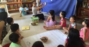 Buổi đọc sách Biệt thự Chuột Nhắt (Karina Chaapman, NXB Hội nhà văn và Nhã Nam, 2016)- Ecopark