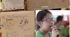 EcoCamp trong tôi – Nguyễn Đặng Huyền My