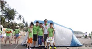 EcoCamp trong tôi – Lê Vũ Hoàng