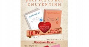 Món quà mùa thu của nhà văn Nguyễn Nhật Ánh