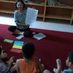 """Buổi đọc sách """"Chú rùa Alfie"""" – Ecopark"""